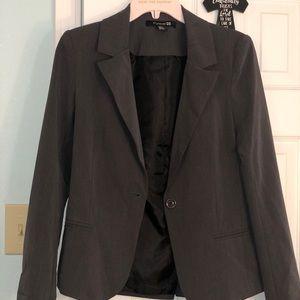 LIKE NEW! Pre-loved Forever 21 gray blazer